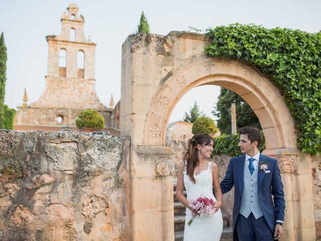 La boda de Ignacio y Noelia en Ayllon, Segovia 196