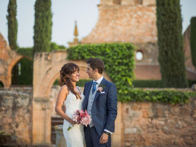La boda de Ignacio y Noelia en Ayllon, Segovia 198