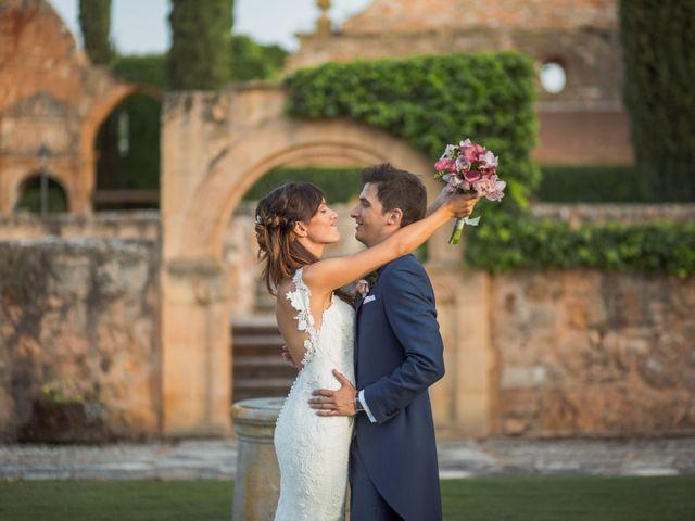 La boda de Ignacio y Noelia en Ayllon, Segovia 199