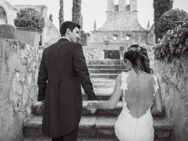La boda de Ignacio y Noelia en Ayllon, Segovia 201