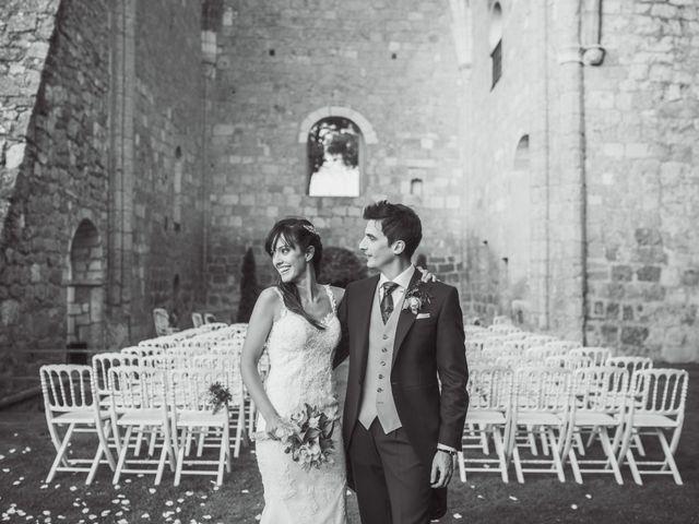 La boda de Ignacio y Noelia en Ayllon, Segovia 202