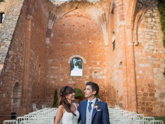 La boda de Ignacio y Noelia en Ayllon, Segovia 203