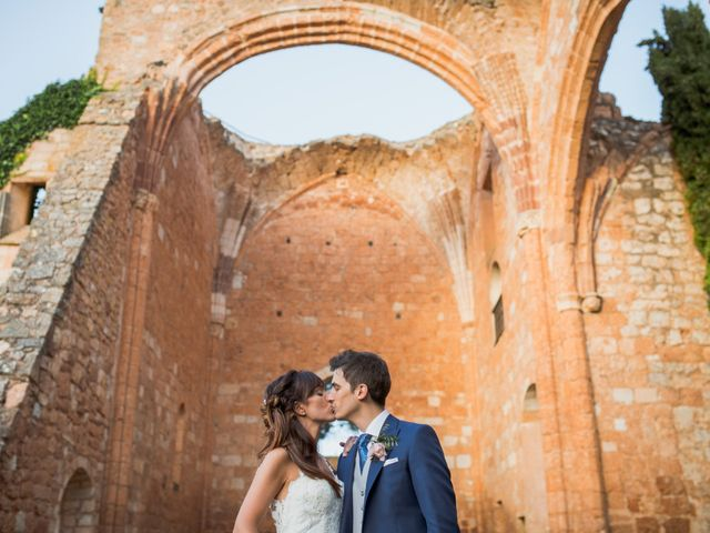 La boda de Ignacio y Noelia en Ayllon, Segovia 204