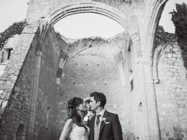 La boda de Ignacio y Noelia en Ayllon, Segovia 205