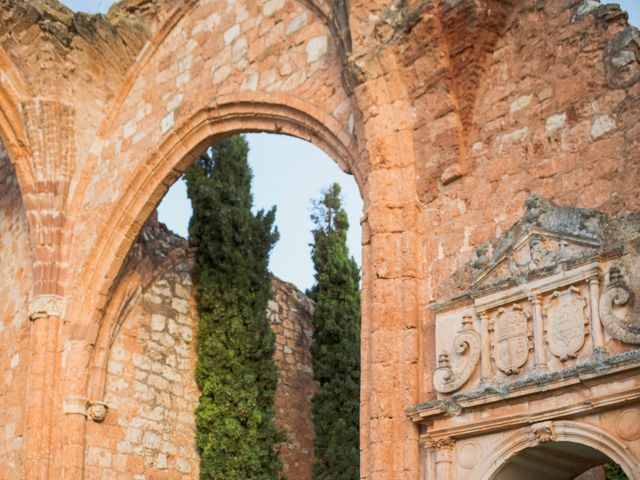 La boda de Ignacio y Noelia en Ayllon, Segovia 206