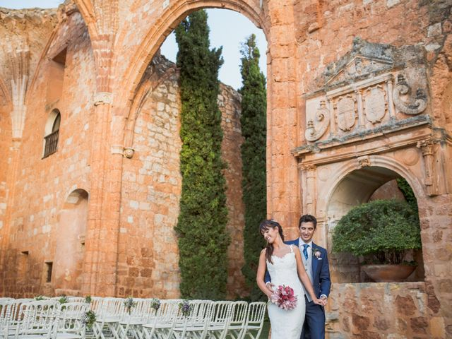 La boda de Ignacio y Noelia en Ayllon, Segovia 207