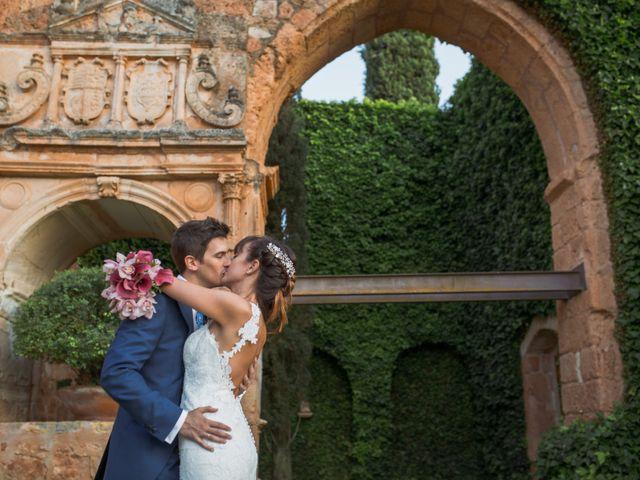 La boda de Ignacio y Noelia en Ayllon, Segovia 210