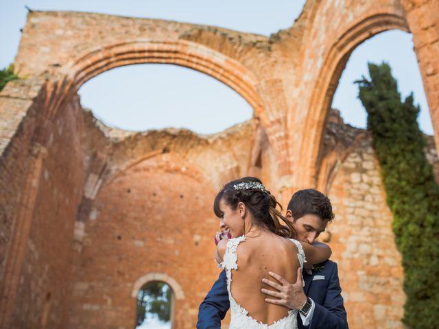 La boda de Ignacio y Noelia en Ayllon, Segovia 212