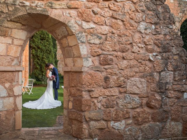 La boda de Ignacio y Noelia en Ayllon, Segovia 213
