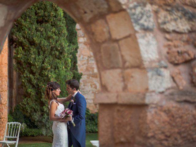 La boda de Ignacio y Noelia en Ayllon, Segovia 214