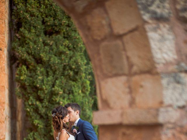 La boda de Ignacio y Noelia en Ayllon, Segovia 215
