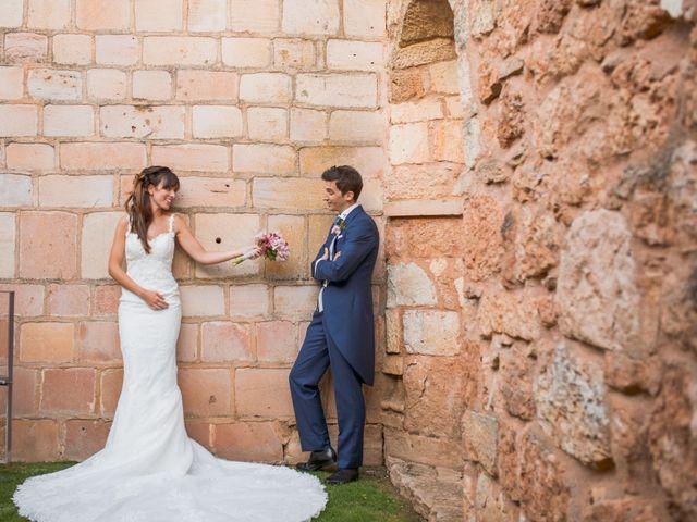 La boda de Ignacio y Noelia en Ayllon, Segovia 216