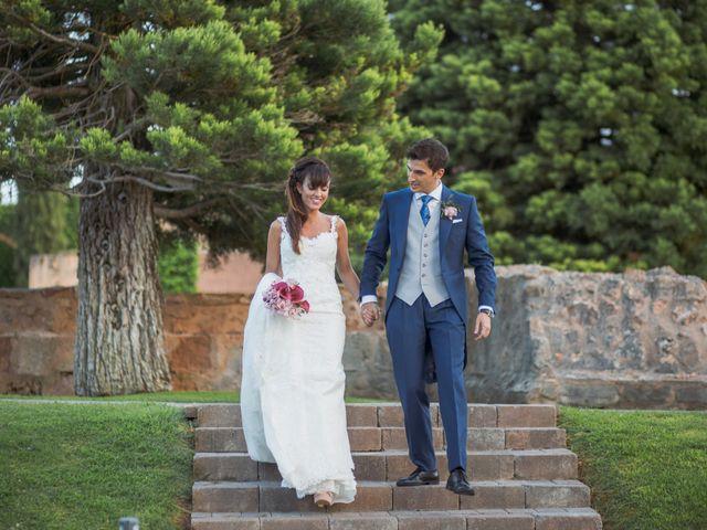 La boda de Ignacio y Noelia en Ayllon, Segovia 219
