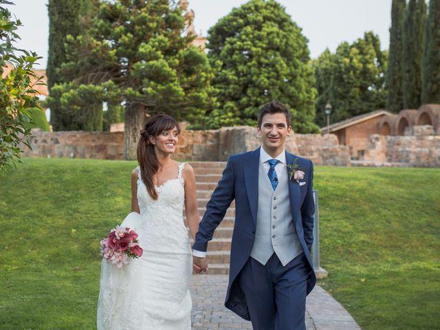 La boda de Ignacio y Noelia en Ayllon, Segovia 222