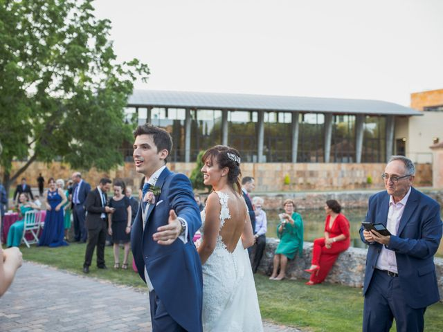 La boda de Ignacio y Noelia en Ayllon, Segovia 223