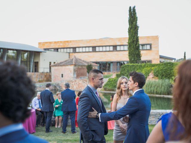 La boda de Ignacio y Noelia en Ayllon, Segovia 227