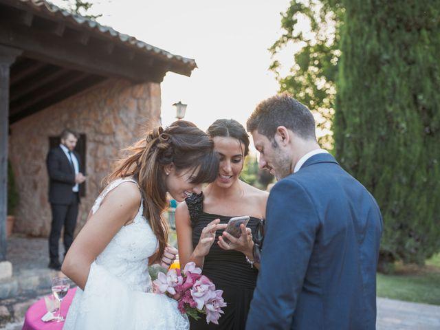 La boda de Ignacio y Noelia en Ayllon, Segovia 228
