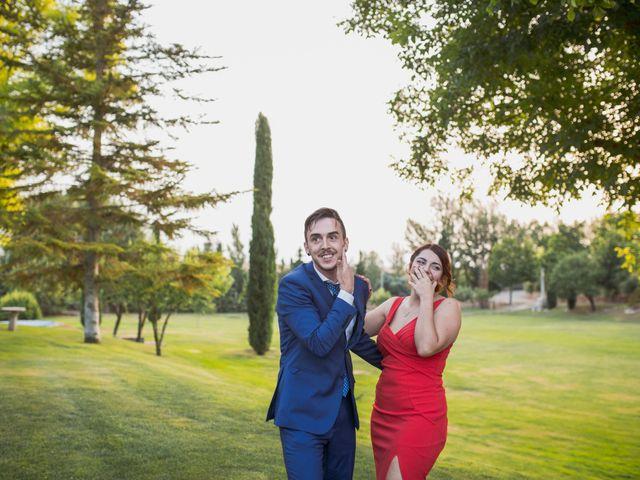 La boda de Ignacio y Noelia en Ayllon, Segovia 232