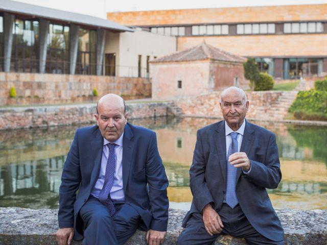 La boda de Ignacio y Noelia en Ayllon, Segovia 235