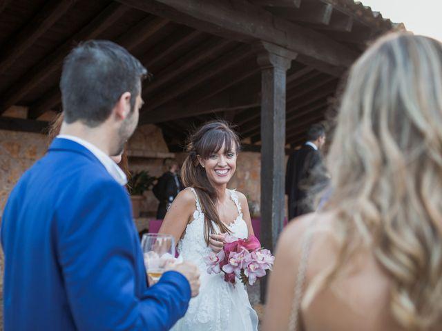 La boda de Ignacio y Noelia en Ayllon, Segovia 236