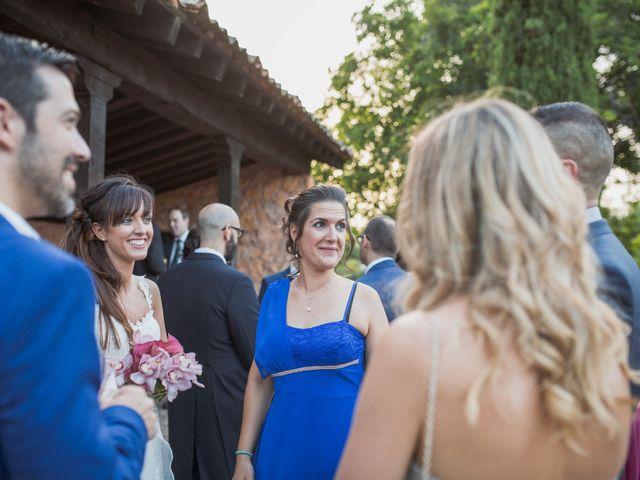 La boda de Ignacio y Noelia en Ayllon, Segovia 237