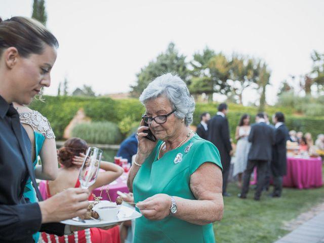 La boda de Ignacio y Noelia en Ayllon, Segovia 239
