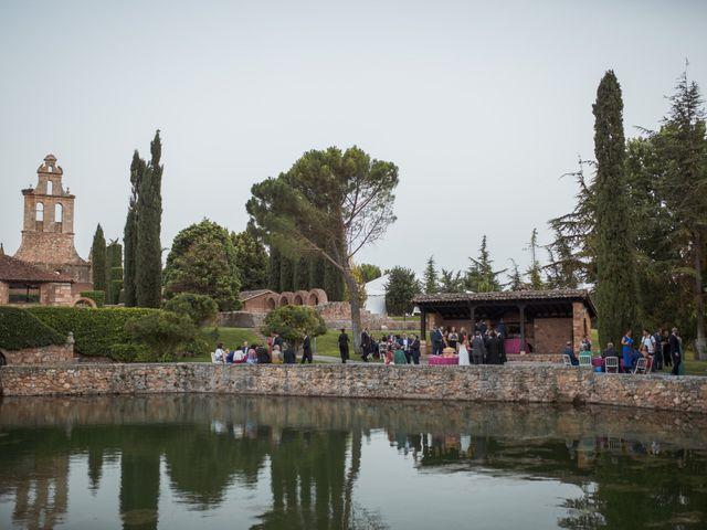 La boda de Ignacio y Noelia en Ayllon, Segovia 241