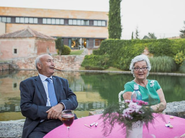 La boda de Ignacio y Noelia en Ayllon, Segovia 242