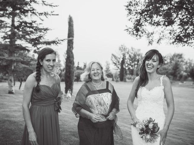 La boda de Ignacio y Noelia en Ayllon, Segovia 244