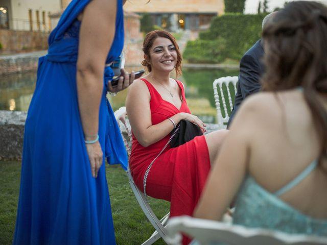 La boda de Ignacio y Noelia en Ayllon, Segovia 246
