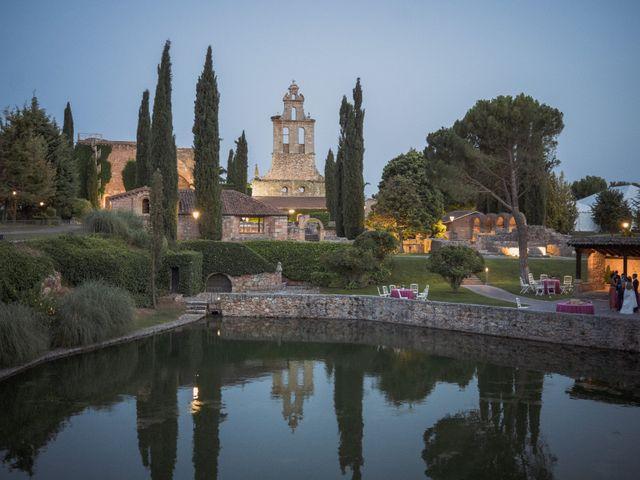 La boda de Ignacio y Noelia en Ayllon, Segovia 251