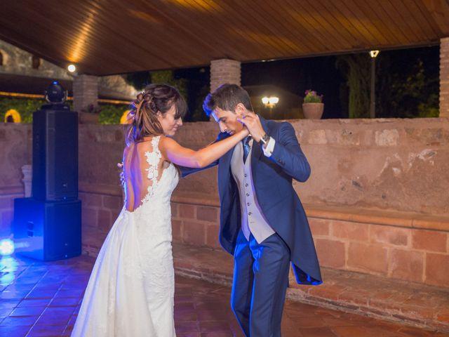 La boda de Ignacio y Noelia en Ayllon, Segovia 272