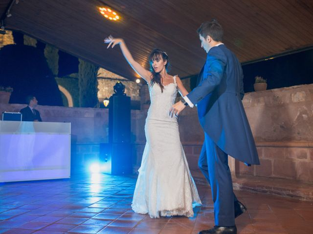 La boda de Ignacio y Noelia en Ayllon, Segovia 274
