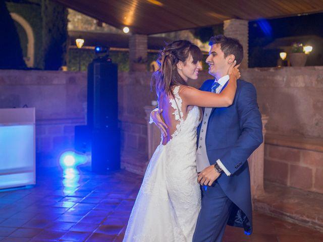 La boda de Ignacio y Noelia en Ayllon, Segovia 275