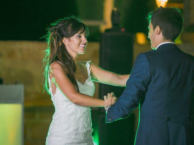 La boda de Ignacio y Noelia en Ayllon, Segovia 276