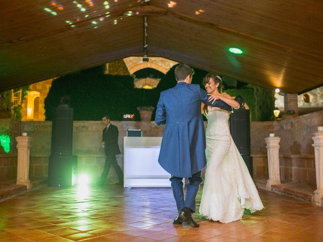 La boda de Ignacio y Noelia en Ayllon, Segovia 277