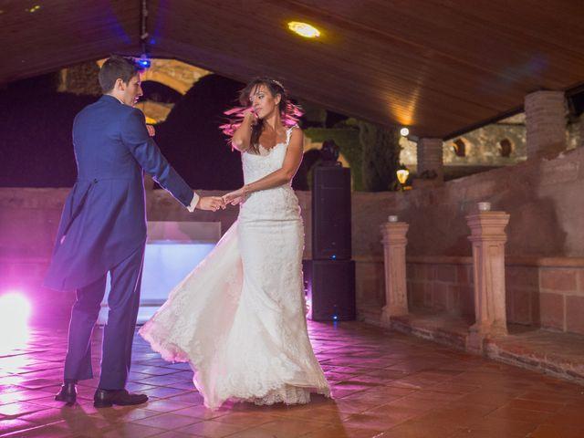 La boda de Ignacio y Noelia en Ayllon, Segovia 278