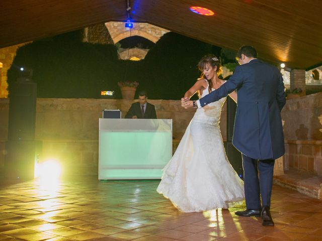 La boda de Ignacio y Noelia en Ayllon, Segovia 279