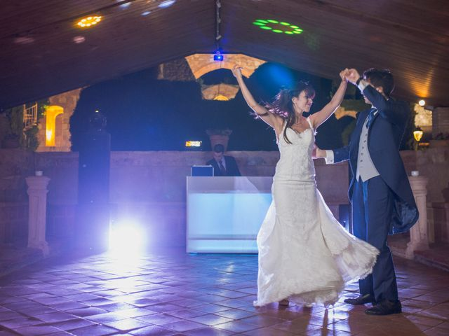 La boda de Ignacio y Noelia en Ayllon, Segovia 281