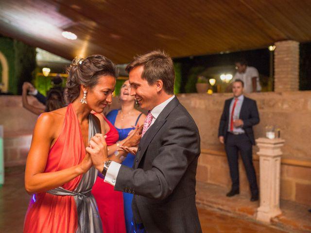 La boda de Ignacio y Noelia en Ayllon, Segovia 282