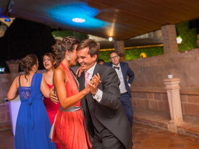 La boda de Ignacio y Noelia en Ayllon, Segovia 284