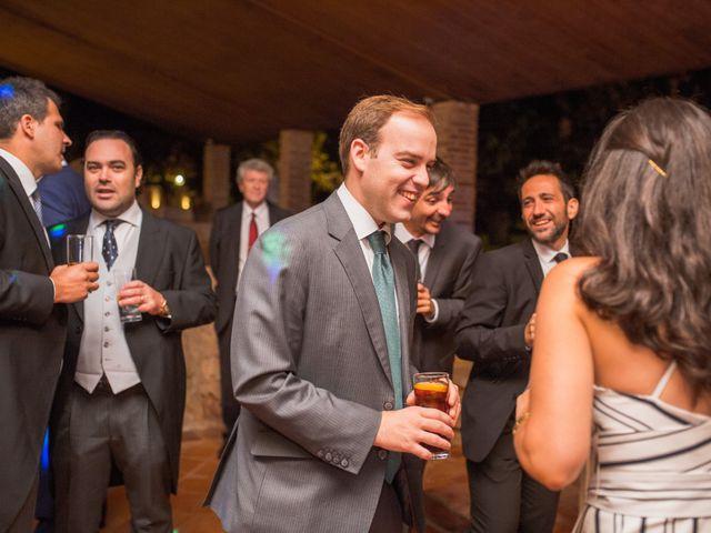 La boda de Ignacio y Noelia en Ayllon, Segovia 287