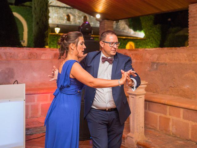 La boda de Ignacio y Noelia en Ayllon, Segovia 290
