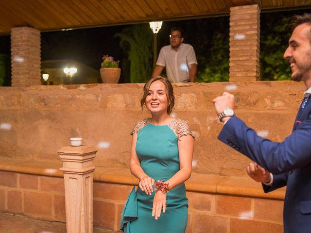 La boda de Ignacio y Noelia en Ayllon, Segovia 291