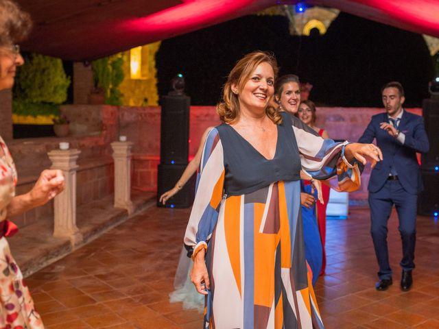 La boda de Ignacio y Noelia en Ayllon, Segovia 295