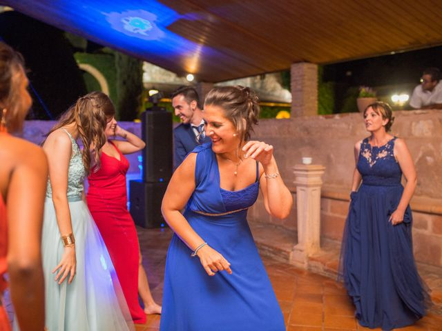 La boda de Ignacio y Noelia en Ayllon, Segovia 296