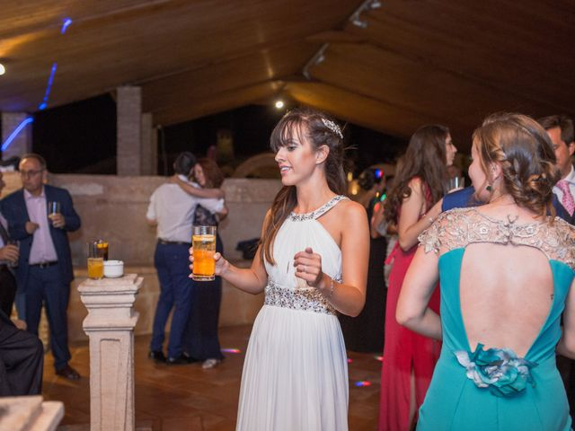 La boda de Ignacio y Noelia en Ayllon, Segovia 301
