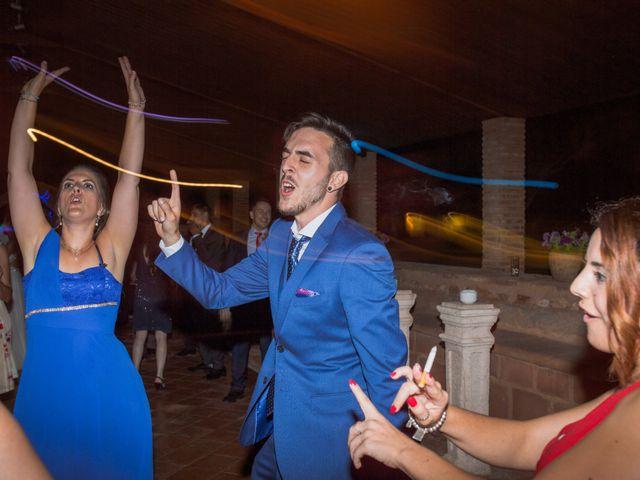 La boda de Ignacio y Noelia en Ayllon, Segovia 304