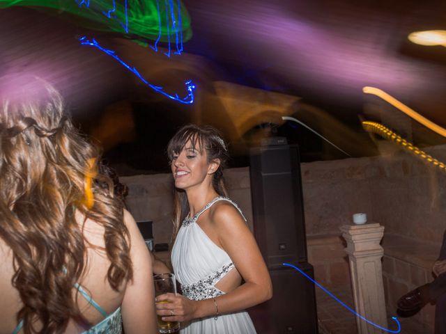 La boda de Ignacio y Noelia en Ayllon, Segovia 306
