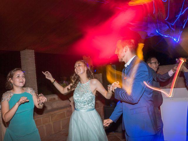 La boda de Ignacio y Noelia en Ayllon, Segovia 310